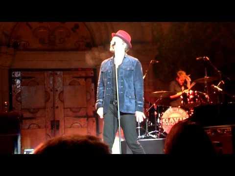 Gavin DeGraw - I Need A Dollar Intro - Saratoga - 8/22/12