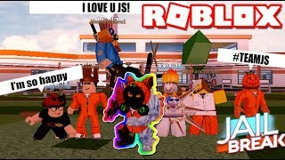 ABBIAMO DID A FAN MEET UP IN ROBLOX JAILBREAK [62,000 SUBSCRIBERS SPECIALE!!]