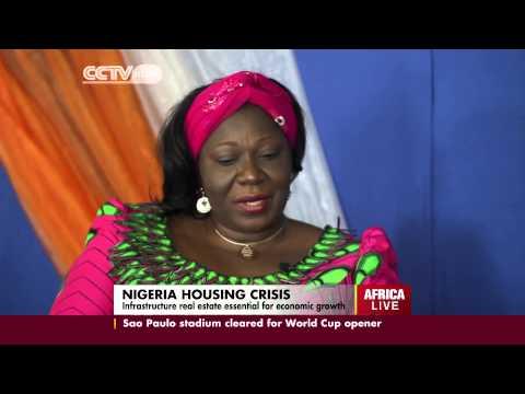 Nigerian Minister of Lands & Housing