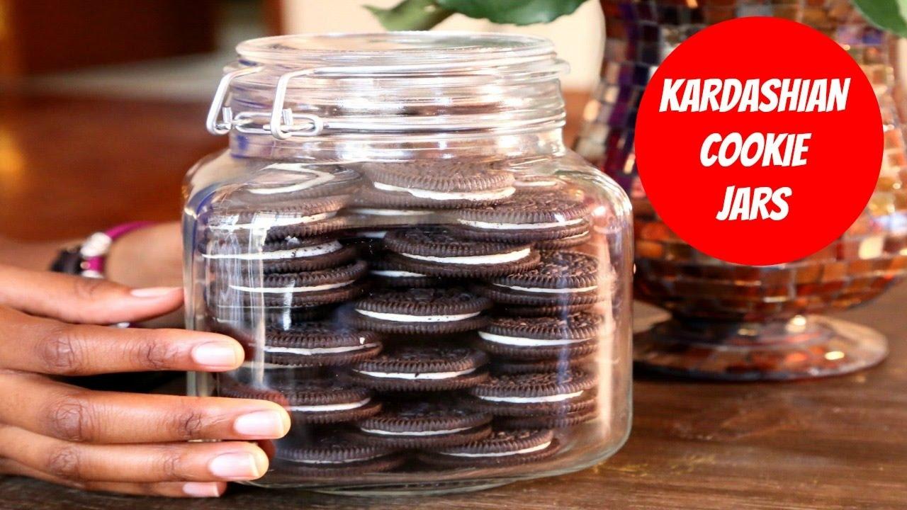Kardashian Cookie Jars   Vlogmas Day 4
