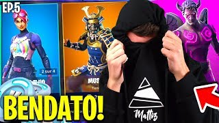 SHOPPARE FROM BENDATO CHALLENGE ON FORTNITE!! Ep.5 Too many V-Bucks, that's what I found!