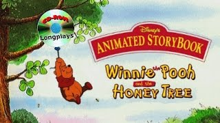 Disney's Animated Storybook - Winnie The Pooh And The Honey Tree Cd-rom Longplay #31