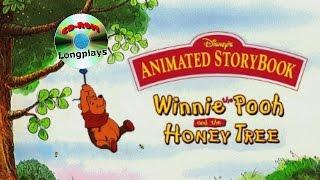 Disney ' s Animated Storybook - Winnie the Pooh und die Honey Tree (CD-ROM-Longplay #31)
