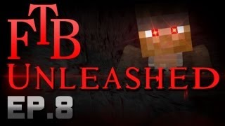 Starting Nuclear Power | FTB Unleashed | Ep.8