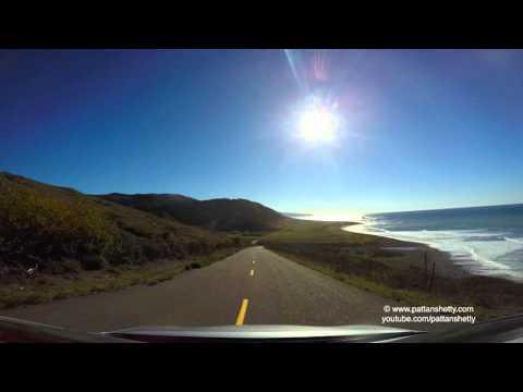 Lost Coast - Humboldt County, California Scenic Drive - 4K