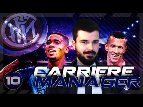 FIFA 17 - CM - INTER MILAN #10 - EUROPA LEAGUE & DERBY MILANAIS !!