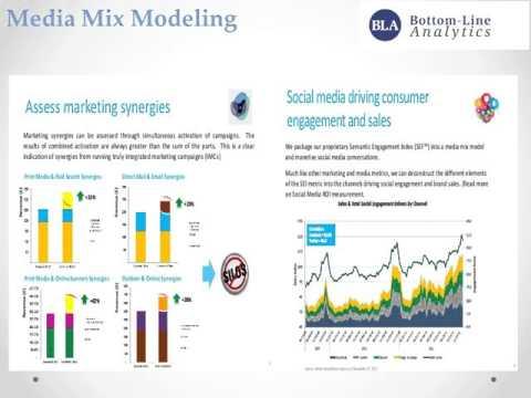 Bottom Line Analyticsvideo