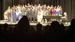 Arvada High School Chorale with Alumni 5/12/17 - Pops Concert.