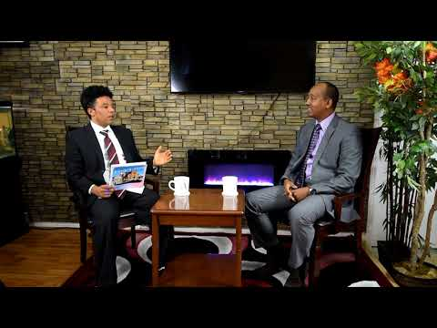 ASMARA SHOW-interview with famous cyclist Sibhat asmerom-Eritrean talk show