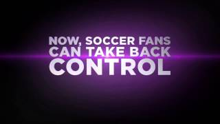 The beIN SPORTS GameChanger - A vuvuzela remote control