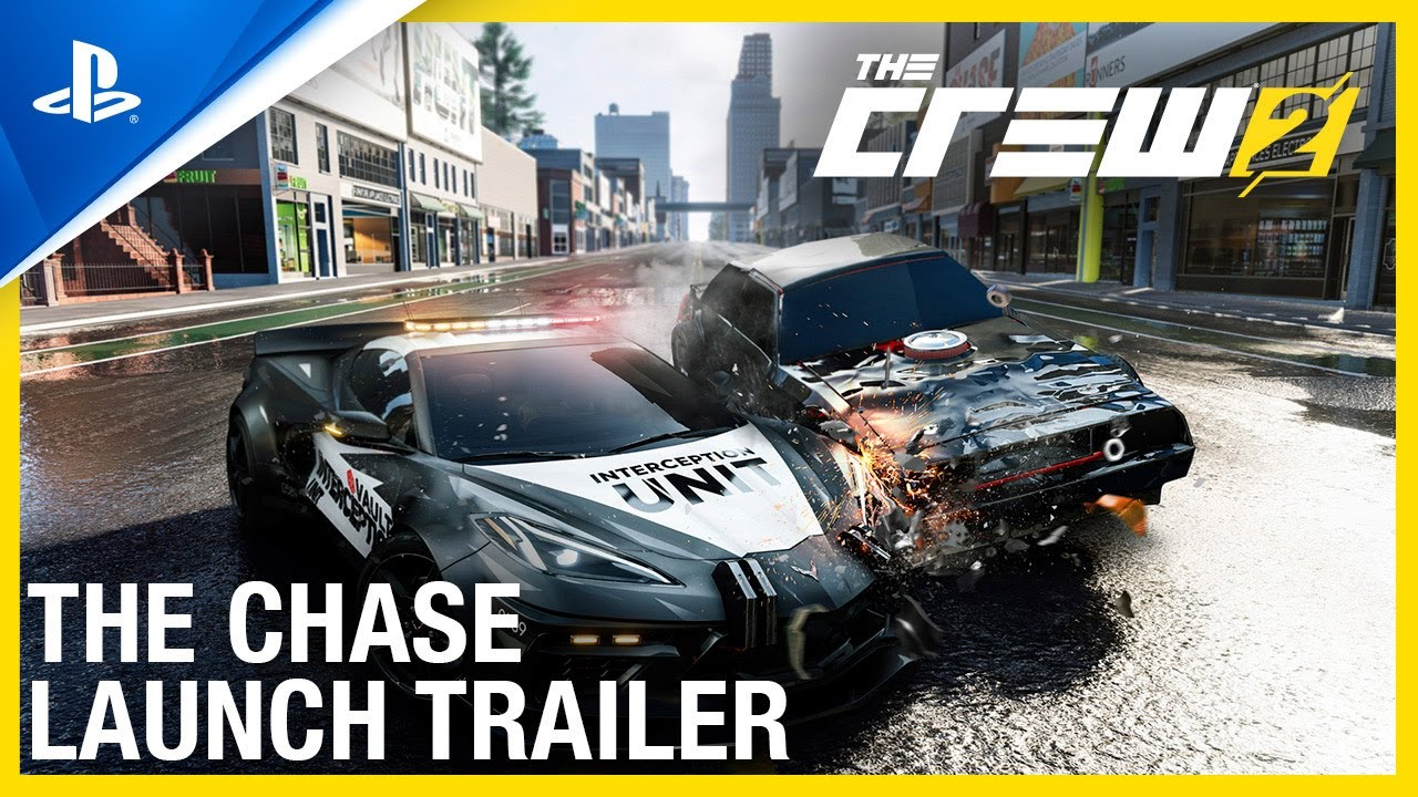 The Crew 2 - The Chase Launch Trailer | PS4