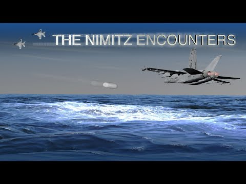 the-nimitz-encounters