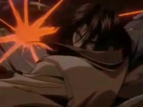 """Misao and Aoshi (""""The Reason"""" by Hoobastank)"""