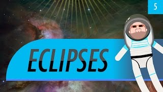 CrashCourse: What Are Eclipses? thumbnail