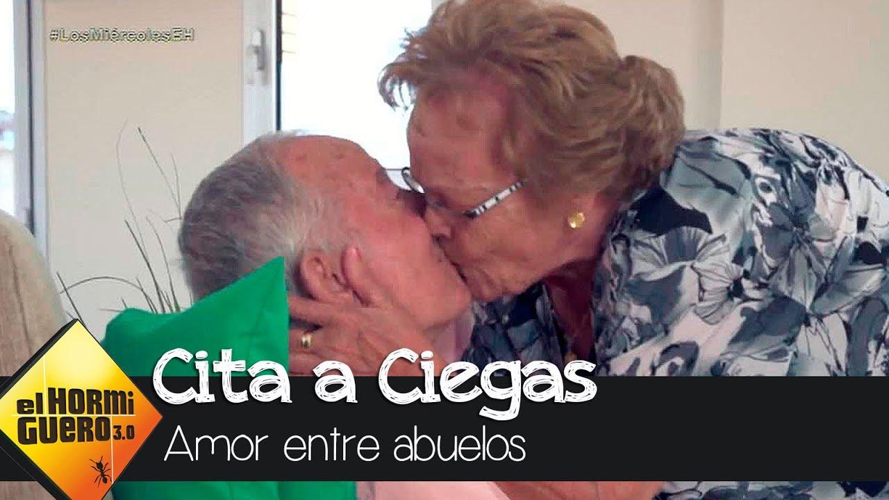 Ancianas Haciendo El Amor cita a ciegas entre abuelos ¿surgirá el amor? - el hormiguero 3.0