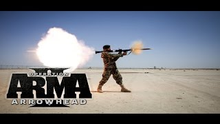 Arma 2 Domination UralServer66 [ACE] Практика Боя с РПГ-7