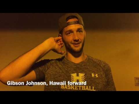 Gibson Johnson College Summer League 2016