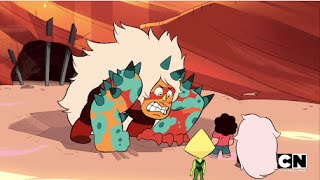 Steven Universe - Jasper's Corruption (Clip) Earthlings