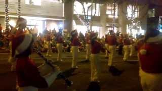 Clip from Waikiki Holiday Parade
