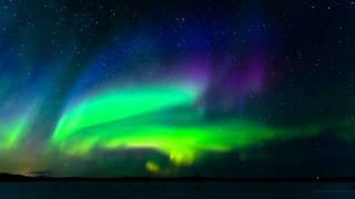 HD видео, снятое на фотокамеру, очень красиво, северное сияние(Северное сияние на севере России! Очень красиво! Очень похоже на природу Карелии., 2013-12-20T21:19:35.000Z)