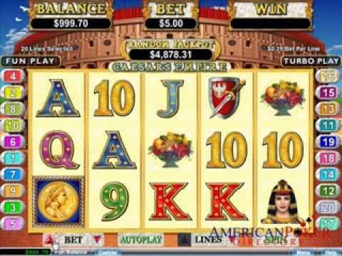 Spiele CaesarS Empire - Video Slots Online