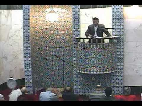 Friday Sermon - Mosque as Center of Ummah Building - by Dr. Ahmad Soboh - 12/14/2012