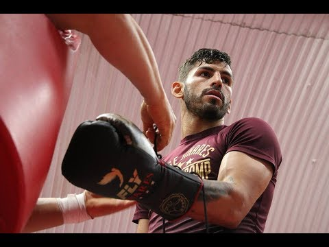 IN CAMP WITH JORGE LINARES: LINARES TALKS CAMPBELL, MIKEY GARCIA & WORKING WITH ISMAEL SALAS