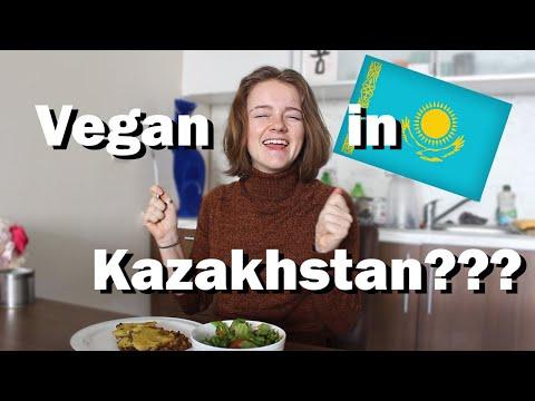 Vegan in Kazakhstan for a Week: Vegetarian in Kazakhstan Week 4