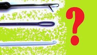 Как и чем  УДОБНЕЕ  прятать кончики ниток при вязании крючком
