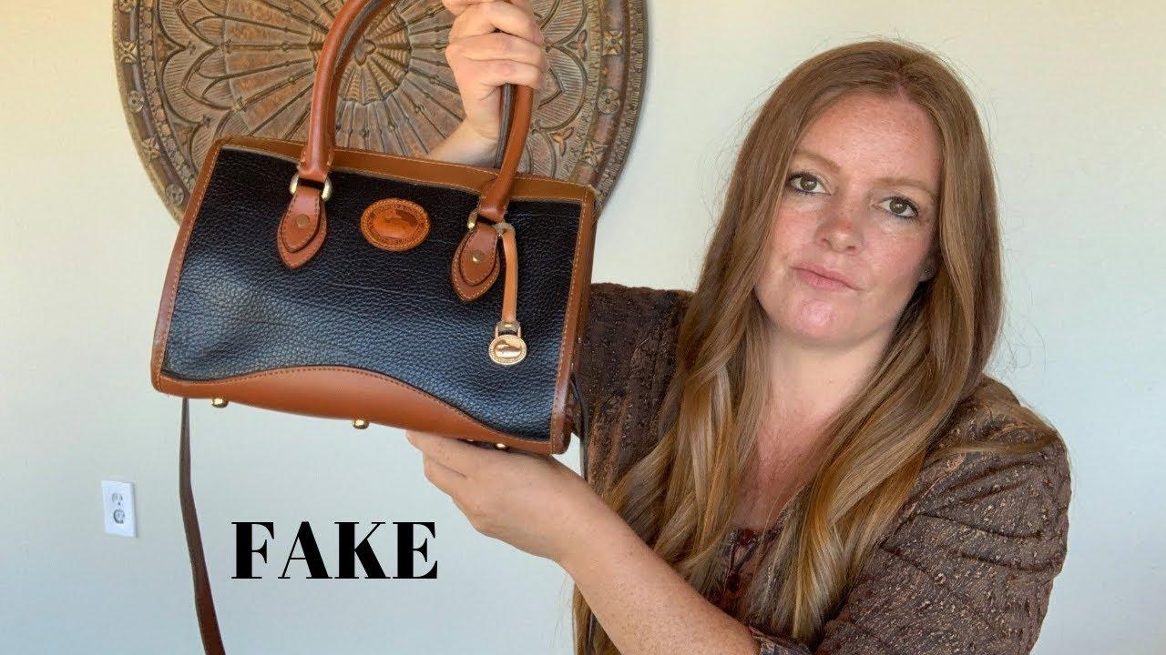 Fake Vintage Dooney Bourke Bag