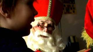 Sinterklaas Fridtjof Nansen school 2010