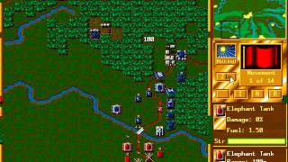 IE 14 PC games review - Perfect General 2 (1995)