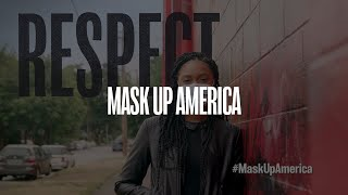 Mask Up America | Show Some Respect | Kaitlyn Dever