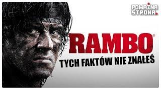 RAMBO - TYCH FAKTÓW NIE ZNAŁEŚ - Poważna Dyszka #75