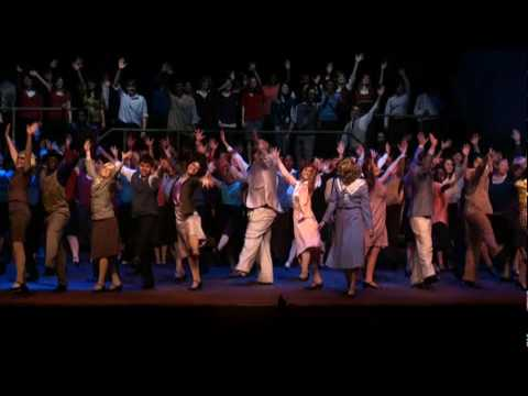 42nd Street - Lullaby of Broadway by Dawson High School