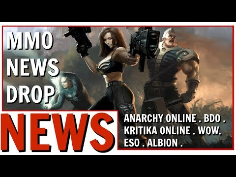 Massive MMO News Drops: ESO, WoW, BDO, AO, KO, STO and More