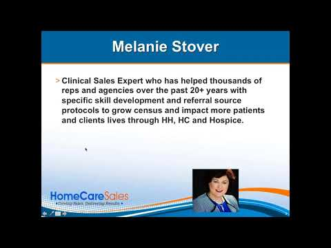 The Making Of A Home Health, Hospice or In Home Care Sales Expert