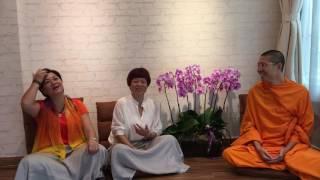 """[相聚一刻]ep138 Part 1 – 中道靜坐入門 Introduction to """"Middle Way Meditation"""""""