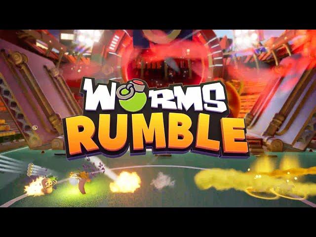 Worms Rumble (2020) (видео)