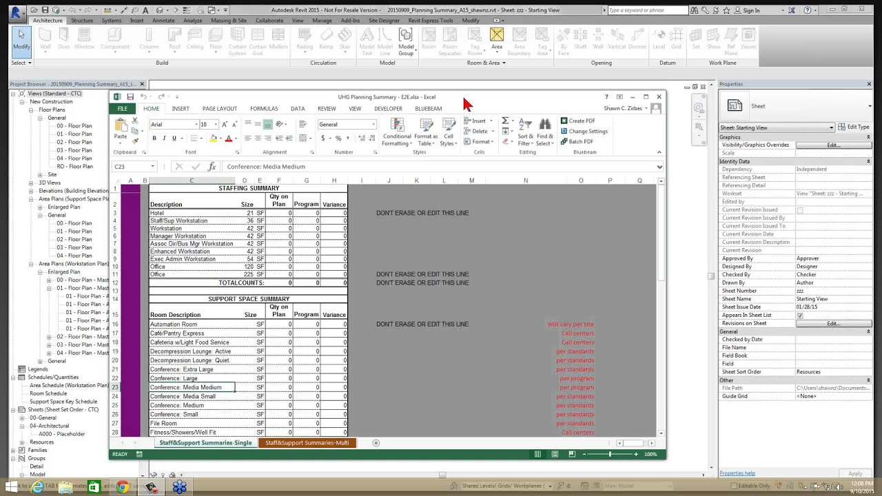 spreadsheet link and schedule xl for design validation webcast youtube