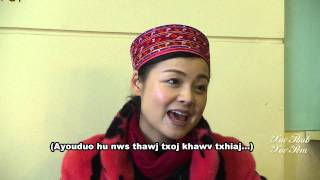 3HMONGTV Exclusive Interview with AYOUDUO (Ab Yau Taub 阿幼朵), famous Hmong singer from China