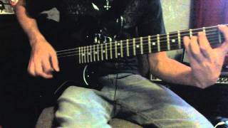 Bittersweet Memories Guitar Cover