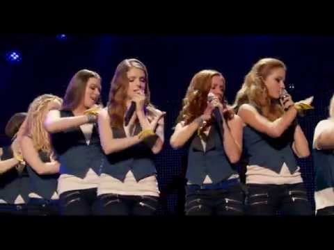 The Bellas - Flashlight acapella (from Pitch Perfect 2) HD