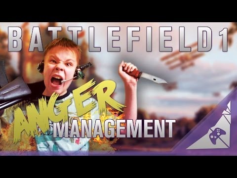 Ba Efield Gaming Anger Management Bf1 Multiplayer Gameplay