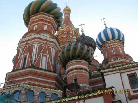 Seeing The Kremlin in Moscow