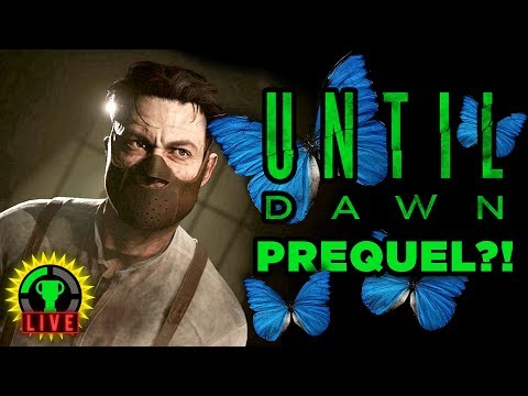 GTLive: UNTIL DAWN'S Unsettling Prequel!   The Inpatient - GTLive: UNTIL DAWN'S Unsettling Prequel!   The Inpatient