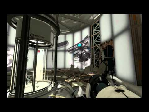 [VI] Portal 2 - Silent Let's Play