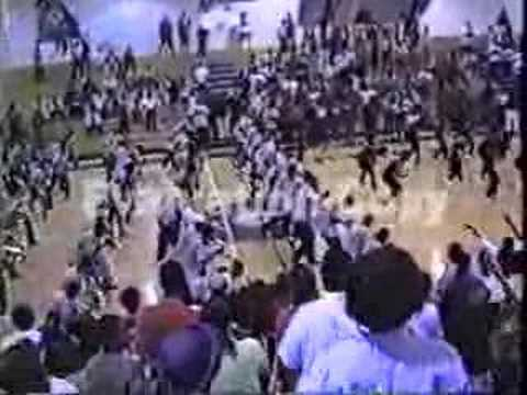 Redan vs. Towers 2001 Jamboree Dance routines