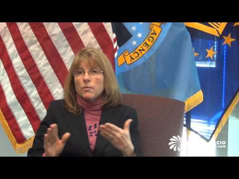 Interview with Kathy Cutler, Chief Information Officer (CIO) of Defense Logistics Agency (DLA), DOD