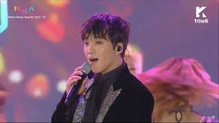 20171202 Melon Music Awards - Winner (Love Me, Love Me & Really Really)